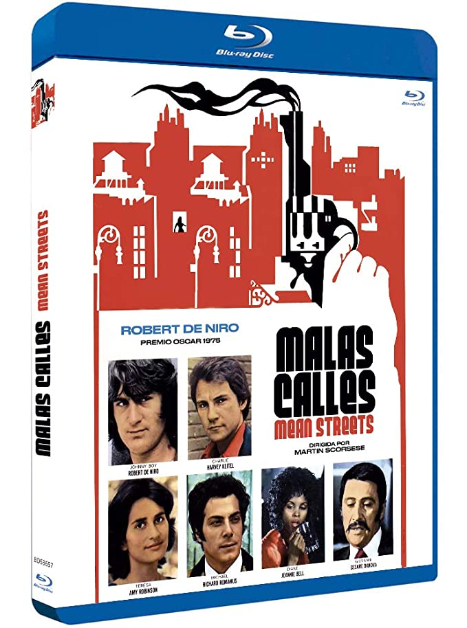 Malas Calles BD 1973 Mean Streets [Blu-ray]
