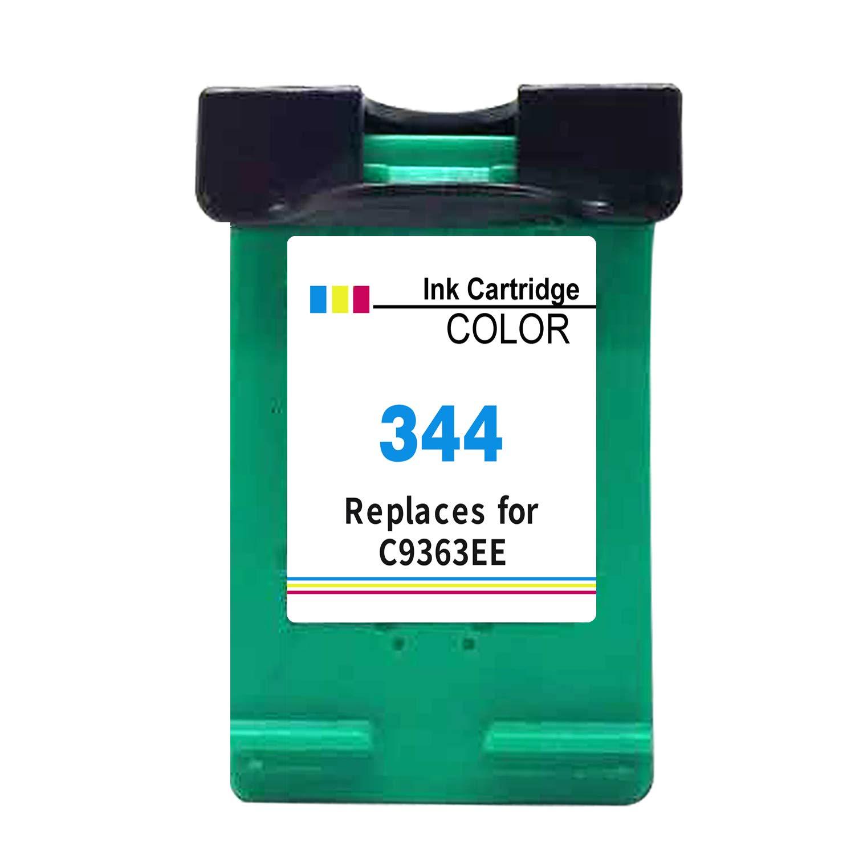 Kyansin Remanufacturado Cartucho de Tinta HP 338 344, 338 Negro ...