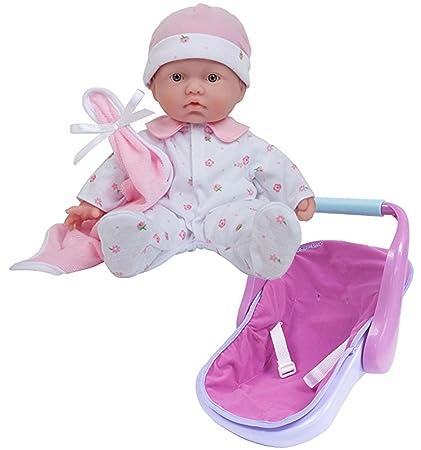 Amazon.com: Bundle Incluye 2 artículos – JC Toys, la bebé 11 ...