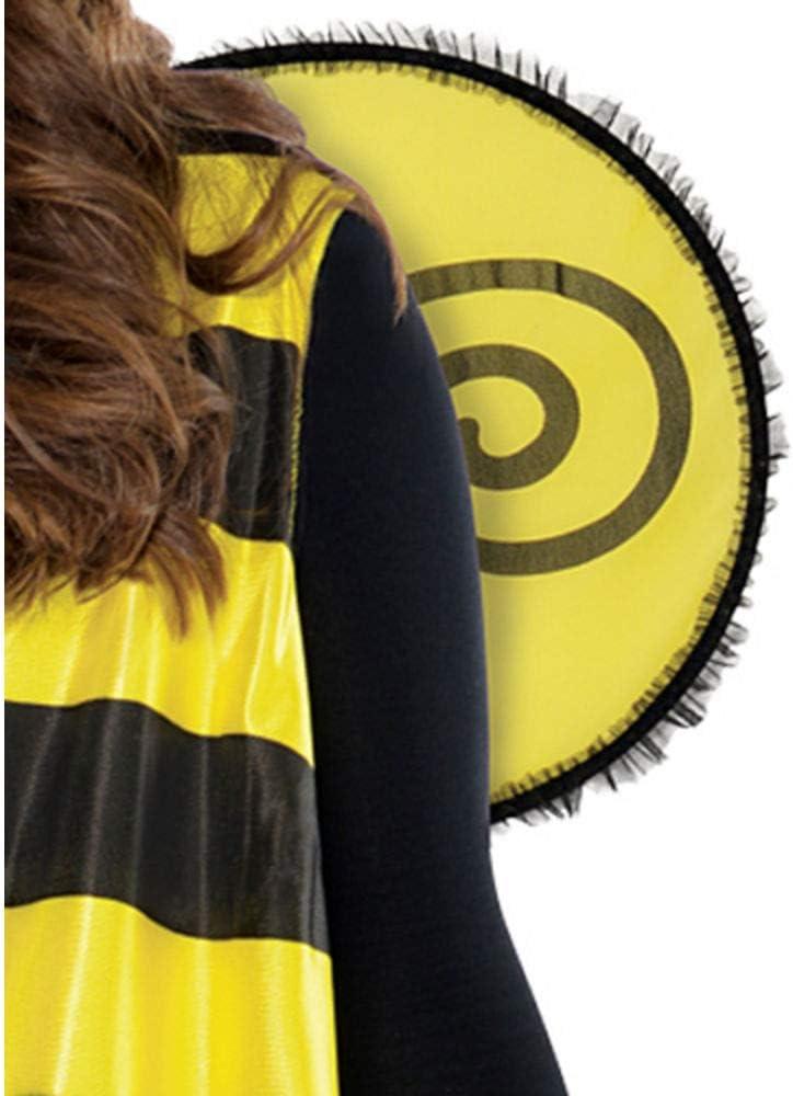 M//L schwarz//gelb amscan 841875-55 Damenkost/üm S/ü/ße Biene