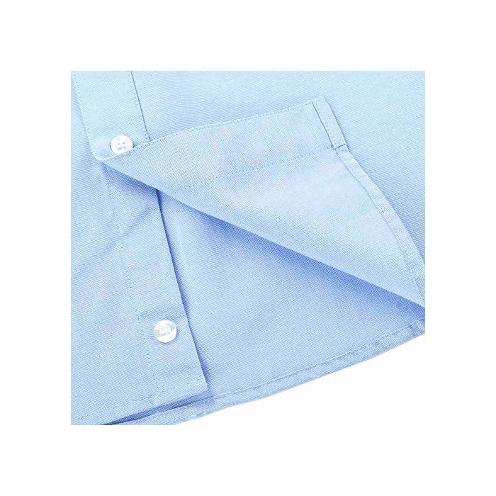 61QjMmvb aL Edad: 3-13 años niño Material: 60% algodón, 40% poliéster tejido Oxford 55%Algodón,45%poliéster