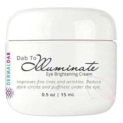 Eye brightening, de-puffing crema que realmente funciona ...