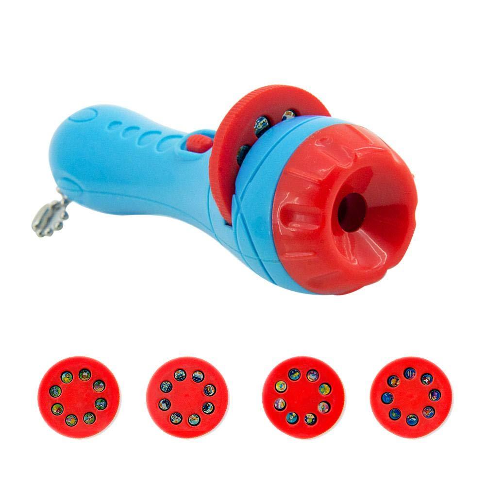 Linternas Proyector Para Niñ os Con 4 Temas Baby Flashlight Bedtime Story Toys, Educació n Temprana Enseñ anza Inteligente Mú sica Juguetes Infantiles Educación Temprana Enseñanza Inteligente Música Juguetes Infantiles Eillybird