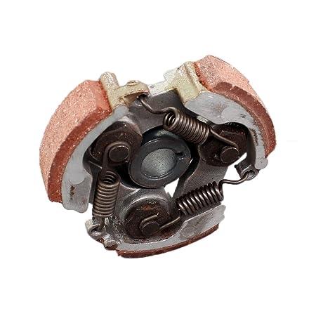 Aisen - Embrague reforzado para miniquad o minimoto tipo dirt bike, con clavija (47, 49 o 50 CC): Amazon.es: Coche y moto