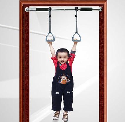 Kidsmont Turnringe Holz Gym Fitnessringe Turnerringe Indoor /& Outdoor bedingt Gymnastikringe Crossfit Ringe Kinder Erwachsene