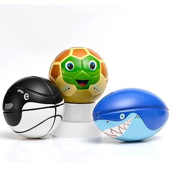 Amazon.com: chastep Mini Deportes Juego de bolas de juguete ...