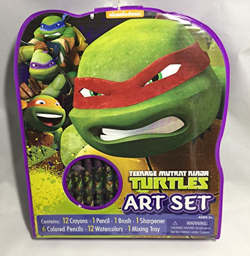 ninja turtle arts and crafts - 6