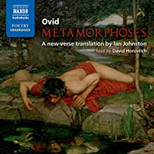 Metamorphoses Audiobook by Ovid Narrated by David Horovitch