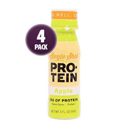 Review HealthSmart Protein Shot -
