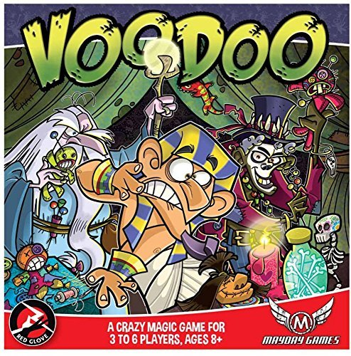 Voodoo Game Board Game