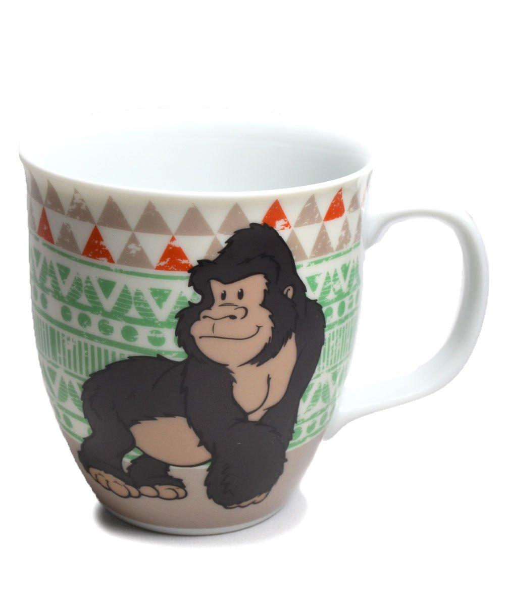 Nici Wild Friends - Taza de porcelana, gorila Torben ...