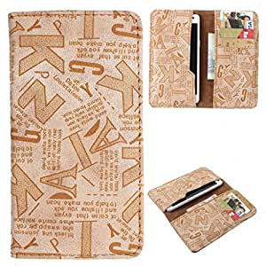 DooDa PU Leather Case Cover For Huawei Maimang 5