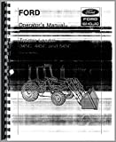 Ford 445C Tractor Loader Operators Manual