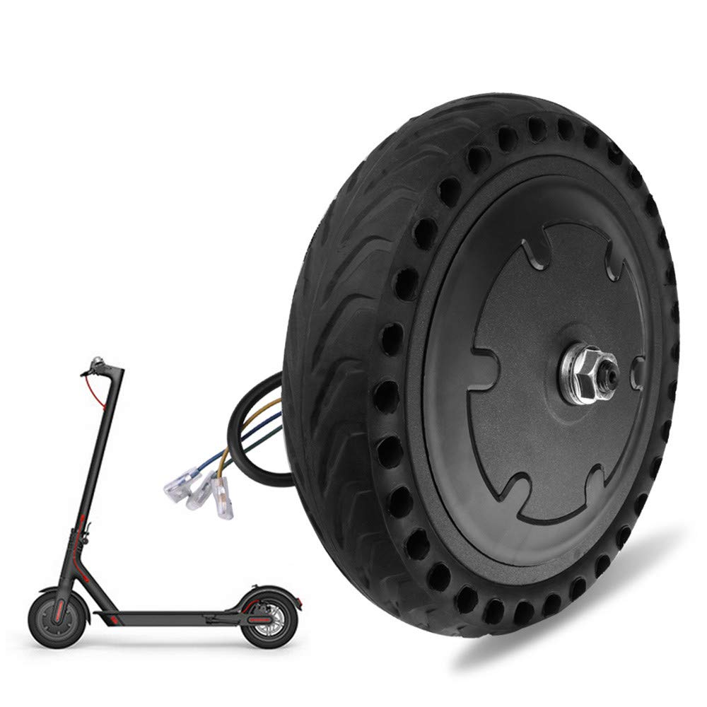 Self Balance Scooters -Explosion Proof Puncture-Proof Wheel Tire Flat Free for Xiaomi M365 Electric Scooter (A) by WuyiMC (Image #4)