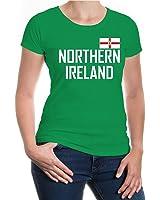 buXsbaum Girlie T-Shirt Nordirland