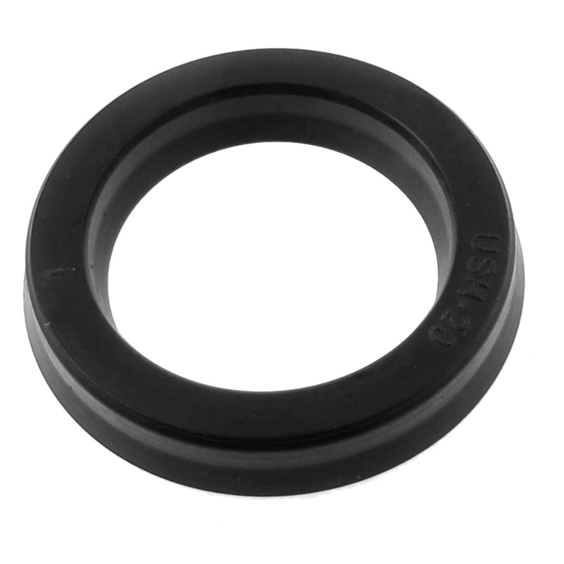 uxcell/® NBR TC 26mm x 40mm x 8mm Metal Spring Double Lip Oil Shaft Seal