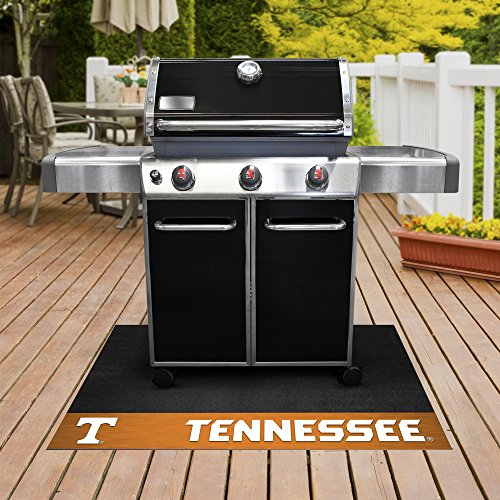 - FANMATS NCAA University of Tennessee Volunteers Vinyl Grill Mat