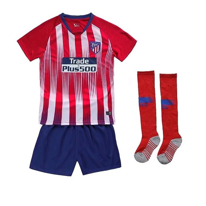 Camisetas de Fan New Season Atletico Madrid Juego de fútbol ...