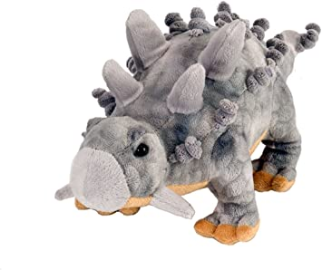 JURASSIC WORLD ANKYLOSAURUS BUMPY Plüsch Dino Schmidt 42762