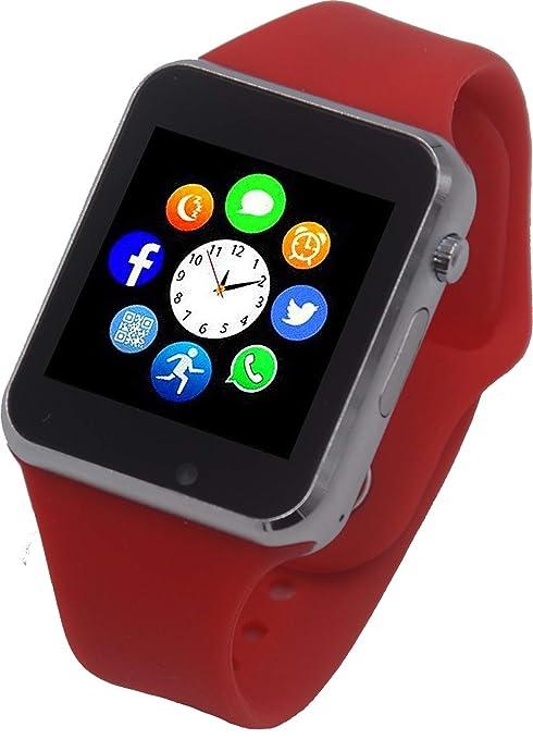 Amazon.com: Funntech - Reloj inteligente para niños con ...