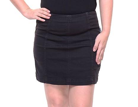 c88dc2bb62 Free People Womens Denim Modern Femme Skirt at Amazon Women's ...