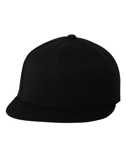 efbebdaad89 Flexfit Flat Bill Cap at Amazon Men s Clothing store