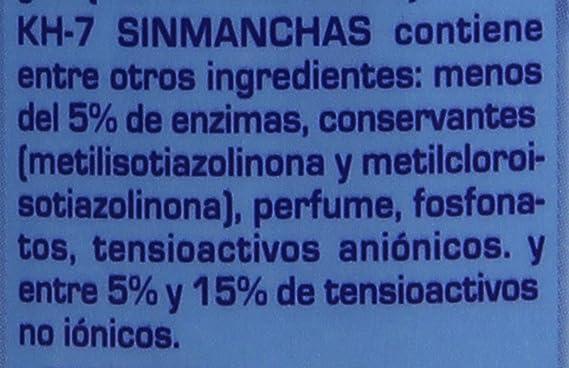 KH-7 - Pistola sin manchas + recambio, 750 ml: Amazon.es ...