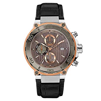 Guess - Gc by Reloj Hombre Sport Chic Collection gc Bold cronógrafo x56007g1s: Amazon.es: Relojes