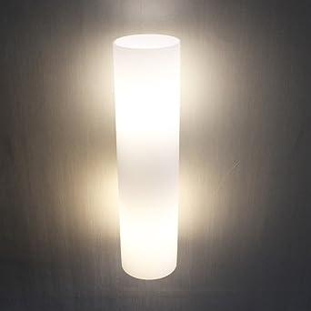SHIEND Modernes, Minimalistisches 40 Cm Lange Zylindrische Glas  Wandleuchte, Gang Flur, Schlafzimmer,