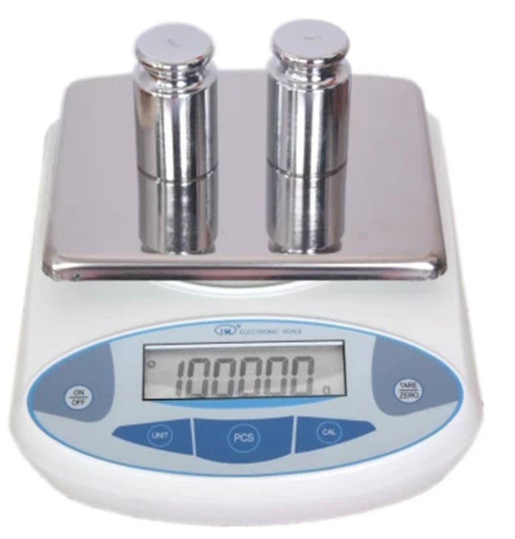 BMGIANT Digital Balance Scale 5000g 0.1g Precision Accurate