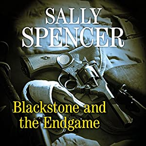 Blackstone and the Endgame Audiobook