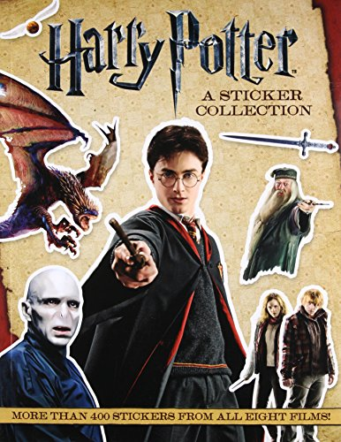 Harry Potter: A Sticker Collection ()