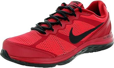 Nike Men's Dual Fusion Run 3 Gym Red