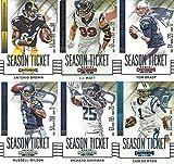 2014 Panini Contenders NFL Football Card Set