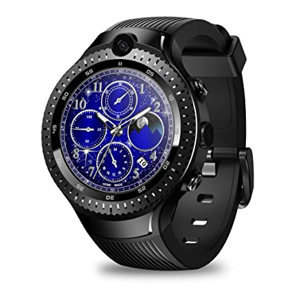 Amazon.com: Fitness Trackers GPS Tracker Watch Heart Rate ...