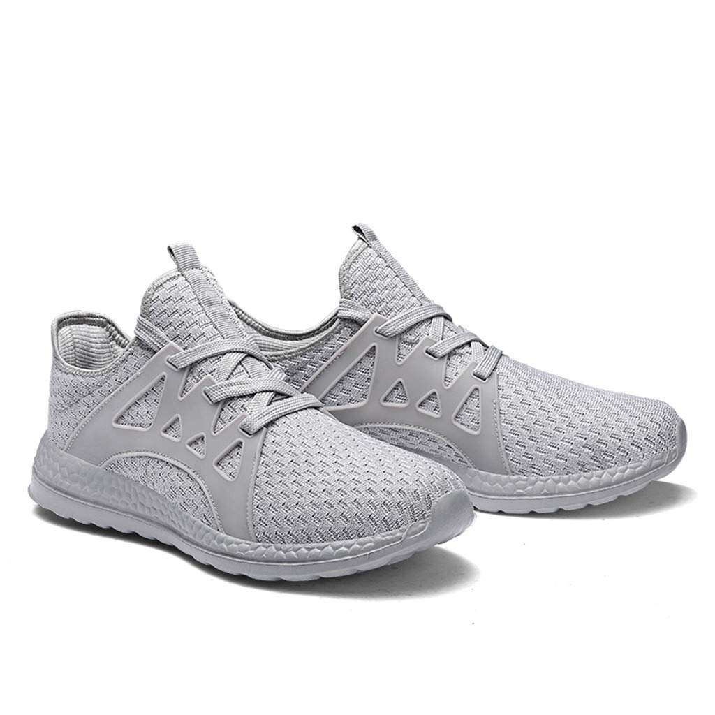 Fashion Sneakers Couple Leisure Mesh Breathable Running Sports Shoes
