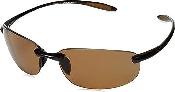 SERENGETI Nuvino Gafas, Unisex Adulto, marrón (Shiny Crystal Brown), M