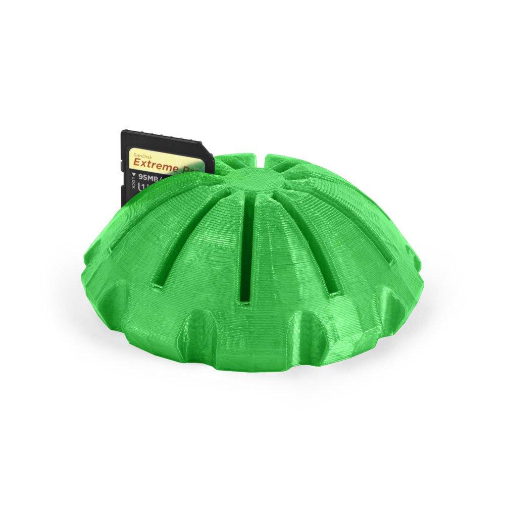 0.5 kg Spool Weight Green Dremel PLA 3D Printer Filament 1.75 mm Diameter