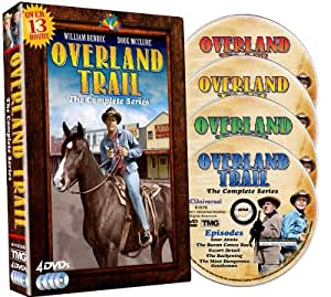 Overland Trail: the Complete..
