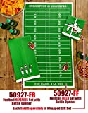 Game Day Football REFEREES Dish Towel w Bottle Opener Set