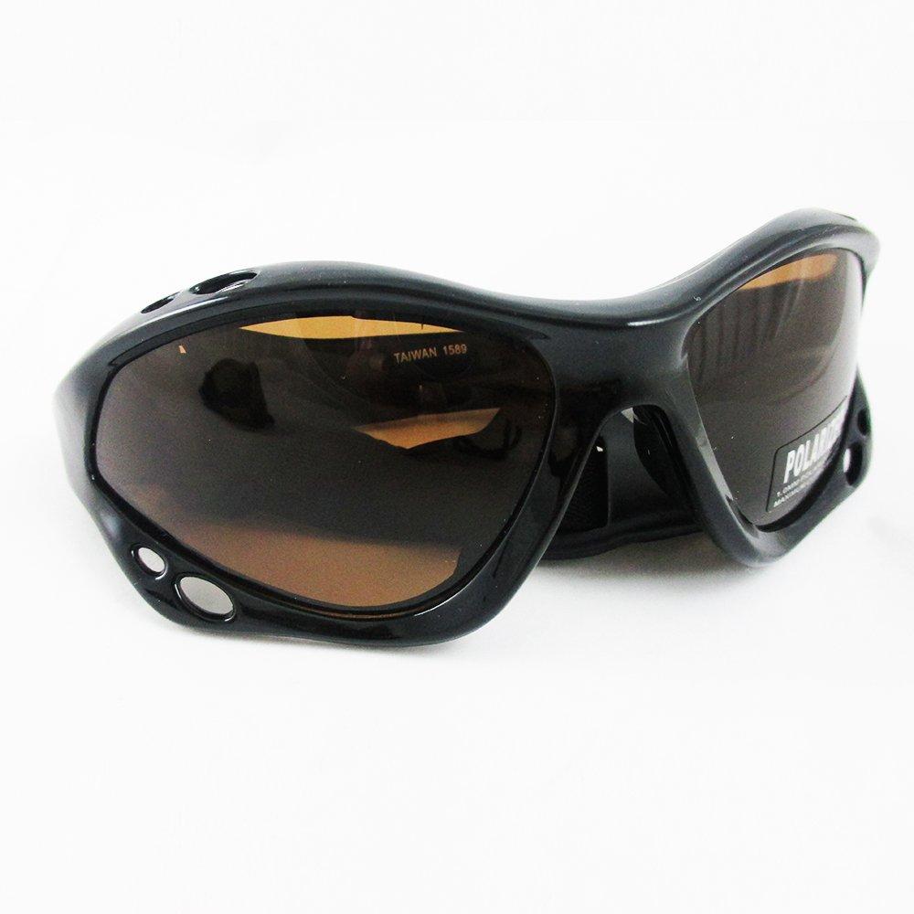a9e5379cbaf Amazon.com  Polarized Sunglasses Goggles Fishing Boating Water Sport  Kitesurfing Headband  Sports   Outdoors
