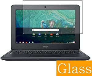 "Synvy Tempered Glass Screen Protector for Acer chromebook 11 C732T-F14N 11.6"" Visible Area 9H Protective Screen Film Protectors (Not Full Coverage)"