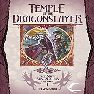 Temple of the Dragonslayer Audiobook