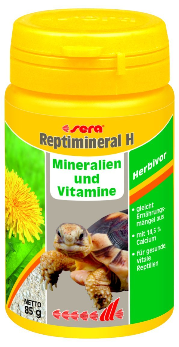 Sera reptimineral H, 100 ml 42052