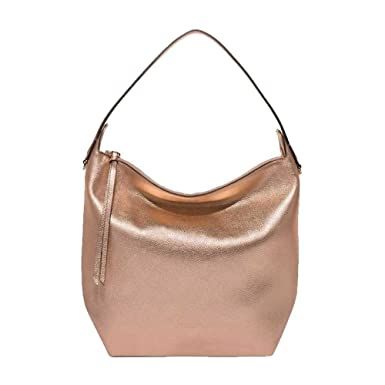 timeless design many styles buy Coccinelle Tasche Mila Damen Rose gold - E1BE5130401176 ...