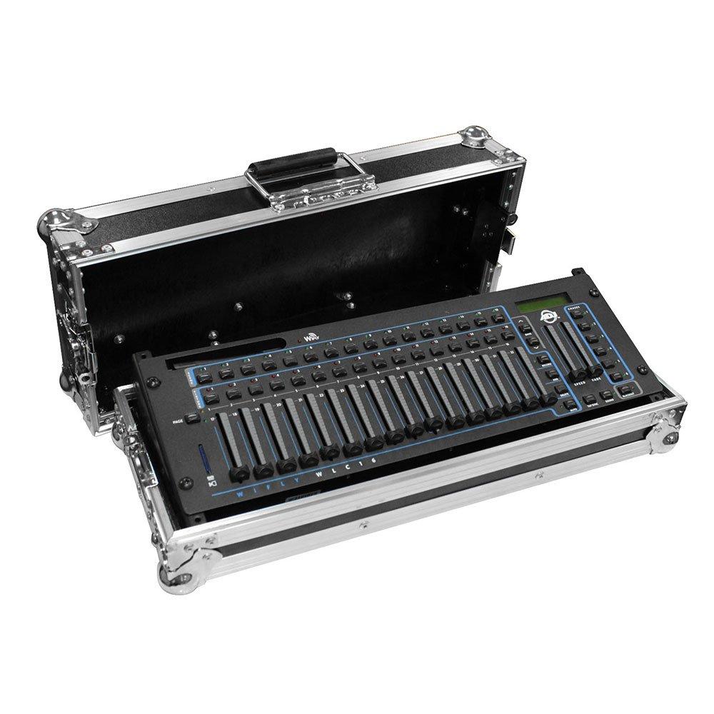Odyssey FRLC04 FLIGHT READY 19-Inch Rackmountable Light Controller Case Odyssey Innovative Designs