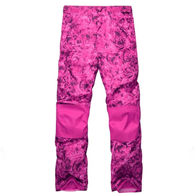 17ee79d6a2ae2 Winter Autumn Girl Boy Waterproof Ski Snow Hiking Sports Trousers Pants Big  School Children's Kids Windproof