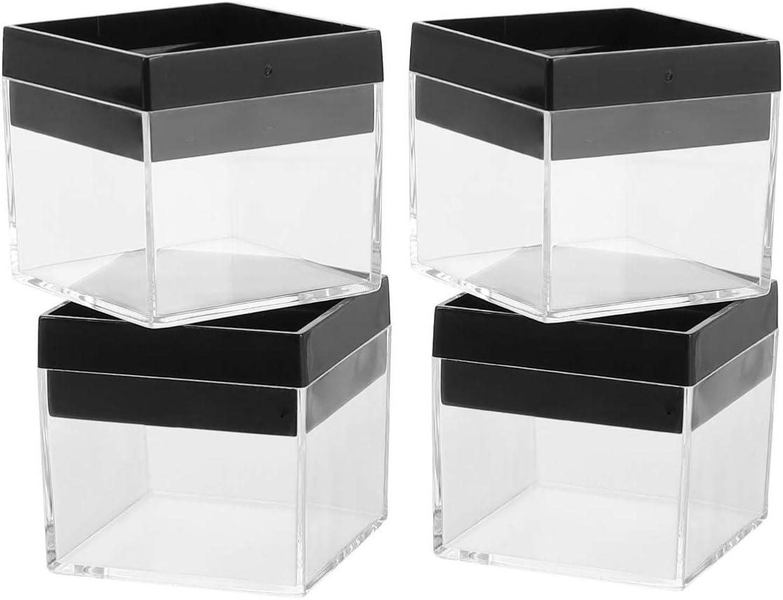 Bracelet Display box Transparent Jewelry Display Case Treasures 3D Display Box,Display Case for Collections Jewelry Display Box