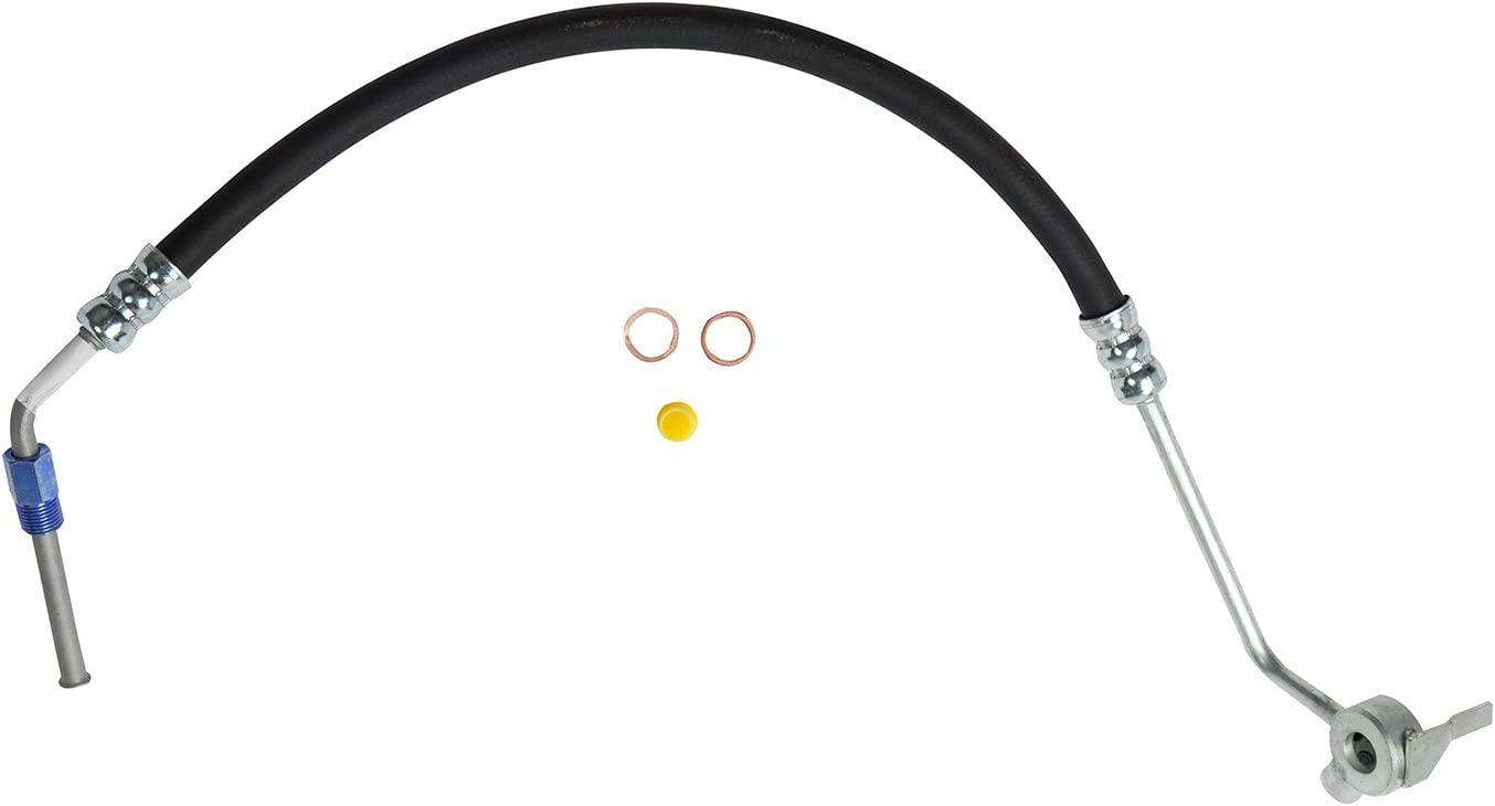 Power Steering Pressure Line Hose Assembly-Pressure Line Assembly Edelmann 80264