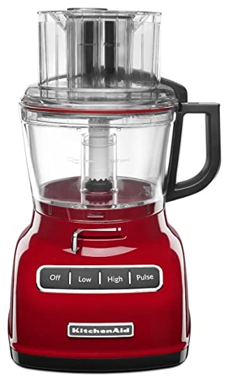 Almond food kitchenaid processor